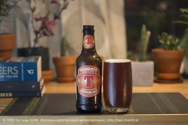 테넌츠 스카치 에일 Tennent´s Scotch Ale - 9.0%