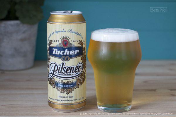 투허 필스너 Tucher pilsener - 4점