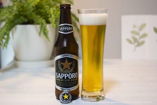 삿포로 프리미엄 맥주 SAPPORO_PREMIUM_BEER - 4점