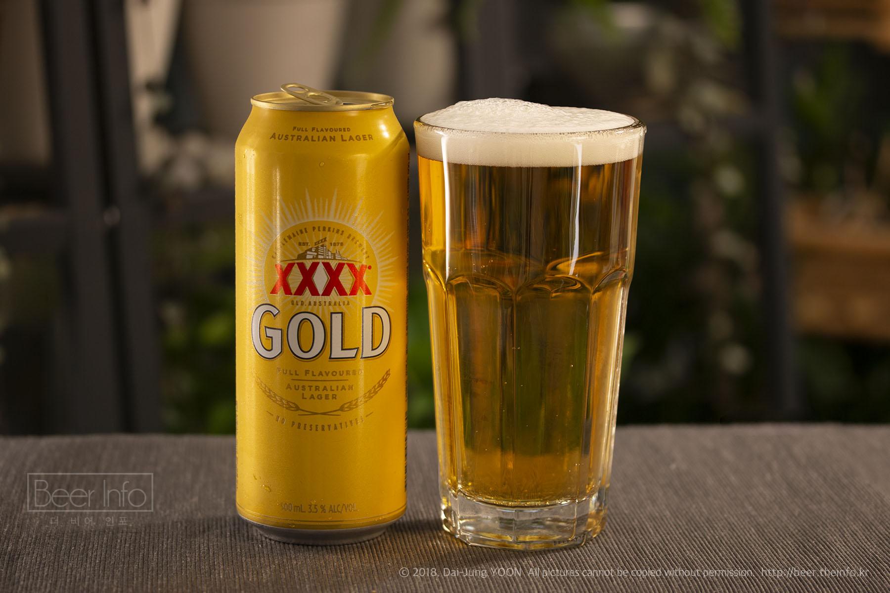 포엑스 골드 XXXX GOLD